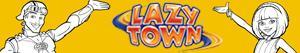 Pintar Lazy Town