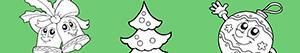 Pintar Decora l'arbre de Nadal