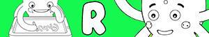 Pintar Noms de Nen amb R